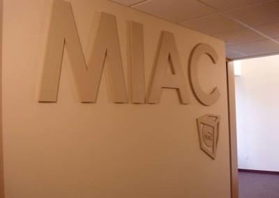 Flat Cut PVC Letters